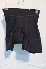 Louis Garneau Women's Fit sensor 5.5 Cycling Shorts XL Black Retail $79.99