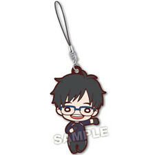 Yuri On Ice Yuri Katsuki Training Outfit Rubber Phone Strap NEW