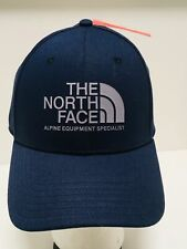 """THE NORTH FACE """"Classic Sport"""" Baseball Hat Adjustable Size Ball Cap Navy NWT"""