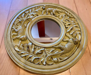 Vintage Monkey Wall Mirror