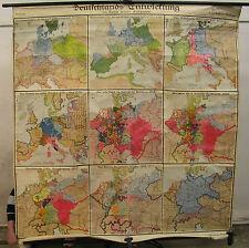 Tarjeta de Pared la Escuela Alemania Imperio Alemán 925-1933 192x197 1933