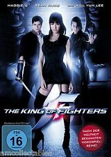 DVD - THE KING OF FIGHTERS - NEW/OVP