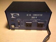 Fumitsu FJ5000B 300W AC-AC Converter *FREE SHIPPING*