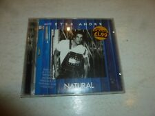 PETER ANDRE - Natural - 1997 deleted Part 2 UK 'Minimax' 4-track CD