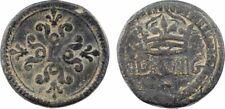 Louis XIII, poids monétaire du 1/2 franc - 19