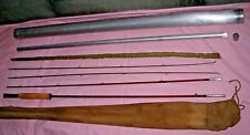 South Bend #177 Bamboo Fly Rod  8-1/2  3pc W/Ex Tip & Tube