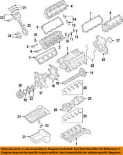 FORD OEM 04-10 E-350 Super Duty-Engine Timing Cover 4C3Z6019C