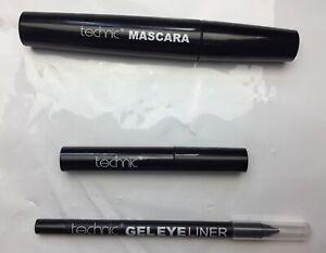 Two Technic Mascara & One Technic Gel Eyeliner
