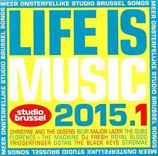 Studio Brussel presents Life is Music 2015.1 (2 CD)