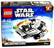 LEGO Star Wars Set 75126 First Order Snowspeeder