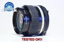 Nikon Nikkor 24mm f2.0 AIS super fast rare wide angle lens from Nikon