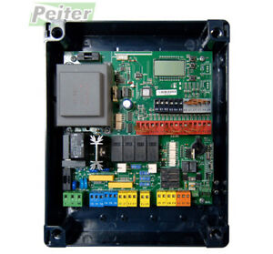 Bft RIGEL 6 control board with built-in receiver catalogue number: D113833 00002