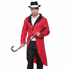 Polyester Jackets, Coats & Cloaks Costumes for Men