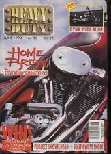 HEAVY DUTY MAGAZINE - June 1994