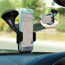 HyperGear Universal Quick Release Car Mount for Dash or Windshield 360 Swivel