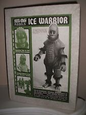 Sevans modelli Ice Warrior PLASTIC MODEL KIT disfatto in fabbrica SIGILLATO BOX RARO