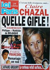 1999: CLAIRE CHAZAL_FREDERIC FRANCOIS_MELANIE GRIFFITH_YVES RENIER_JEANE MANSON
