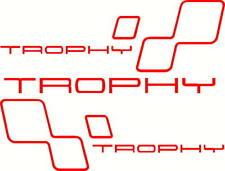 autocollant , sticker MEGANE TROPHY renault sport