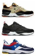 DC SHOES scarpe TRIBEKA sportive in pelle sneakers da uomo skate bmx