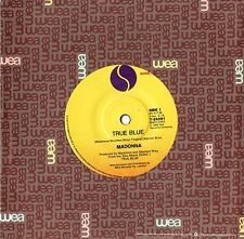 "MADONNA – TRUE BLUE - 45RPM 7"" VINYL SINGLE RECORD Australia EX"