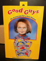 NECA CHILD'S PLAY ULTIMATE CHUCKY ACTION FIGURE GOOD GUYS* FULLY LICENCED
