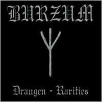 DRAUGEN - RARITIES    Vinyl Double Album  BOBV670LPLTD  death metal black metal
