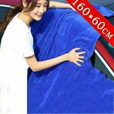 Extra Large Blue Microfibre Cleaning Auto Car Detailing Soft Cloths Wash Towel