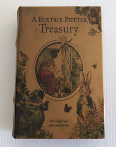 Ishka Hollow Book Safe Box. A Beatrix Potter Trilogy 13.5 x 21 x 4 cm