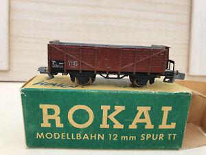 Rokal 208 Essen freight wagon, boxed, metal kupplung