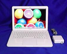 """Apple Macbook 13"""" Unibody 2.4GHz / 4GB / 250GB / Sierra 10.12 \ A1342 MC516LL/A"""