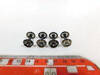 CH212-0,5# 4x Fleischmann H0/DC 534012 Spitz-Radsatz mit Speichenrädern, NEUW