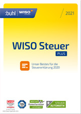 Download-Version WISO Steuer Plus 2021 (bisher steuer:Office) Steuerjahr 2020