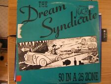 """Dream Syndicate - 50 in a 25 Zone 2 mixes - US 12"""""""