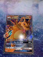 Charizard GX SM211 Ultra Rare Holo Black Star Promo Pokemon Hidden Fates NM-MINT