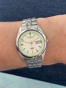 citizen 7 Eagle Automatic vintage