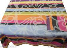 MISSONI HOME LIMITED EDITIN GAIA T16 TOVAGLIA + 8 TOV TABLECLOTH +8 NAPK 160x225