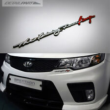 Detailpart Car Slim Emblem Decal for Kia Forte Koup Cerato K3 Koup
