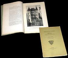 l'hôtel de l'Ecu de France ou Hôtel Cabu maison Diane de Poitiers 1926 Pommier