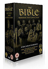 The Bible - Complete (DVD, 2010, 17-Disc Set, Box Set)