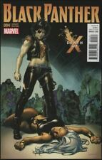 Black Panther #4 Death of X Variant First Print