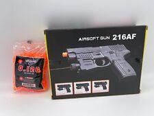 Airsoft Hand Gun with laser