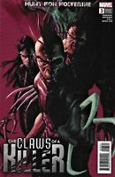 Hunt For Wolverine: The Claws Of A Killer #3 Variant COVER B 1ST PRINT