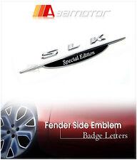 SLK Special Edition Side Emblem Badge Decal Letter for Mercedes Benz R170 R171