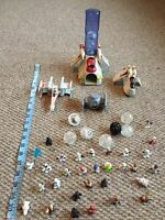 Star Wars Figures Job Lot Bundle Good Condition Don't  Know Anything About Them
