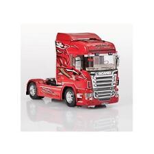 SCANIA R560 V8 Highline Red Griffin riproduzione SCANIA scala 1/24 ITALERI 3882