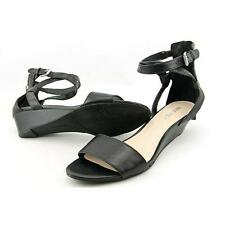 Nine West Wedge Leather Heels for Women