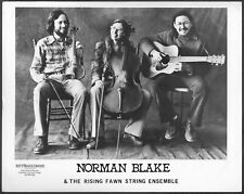 ~ Country Bluegrass Artist Norman Blake Original 1980s Agency Promo Photo