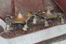 Pan Light Fixtures Set Of 2 Matching Antique Restoration Projects