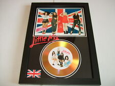 LITTLE MIX   SIGNED GOLD CD  DISC  2