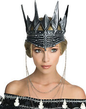 Snow White & The Huntsman Evil Queen Ravenna's Crown Womens Halloween Accessory